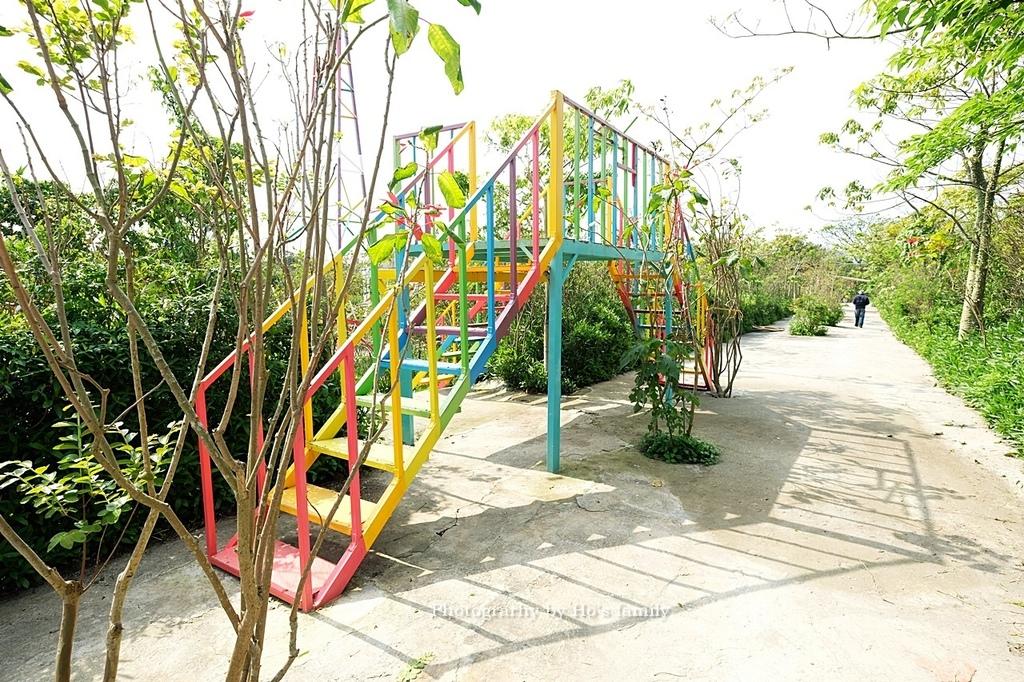 【桃園新景點】親子景點台灣地景花園2021開放7.JPG