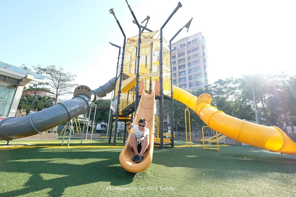 【台北大同區特色公園】建成公園共融遊戲場9.JPG