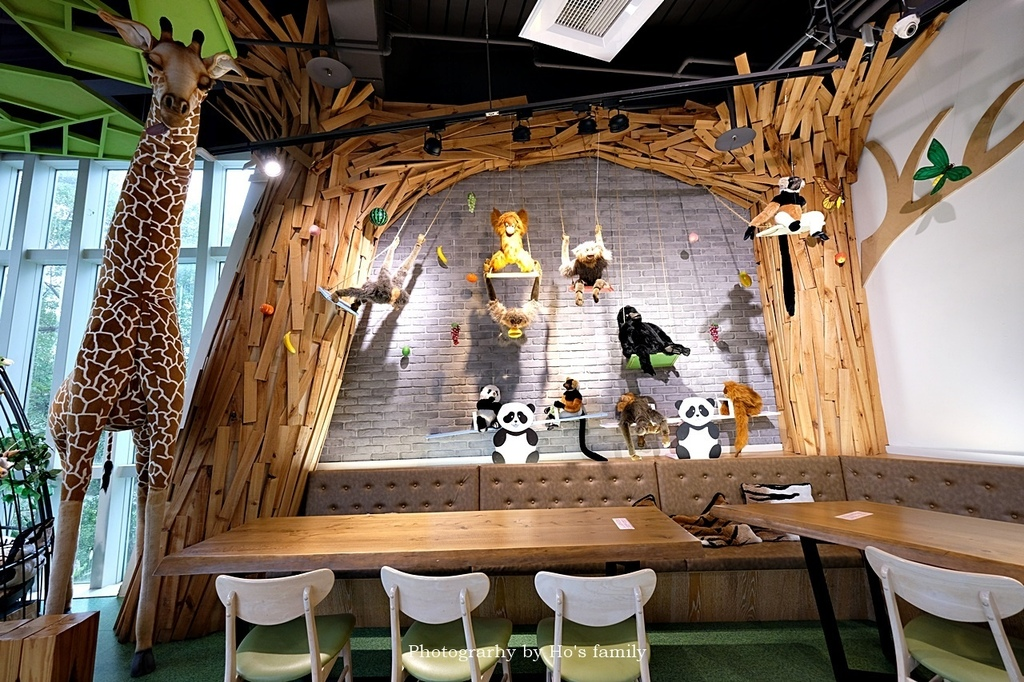 【台北親子餐廳】石尚貓熊主題餐廳(臺北市立動物園)5.JPG
