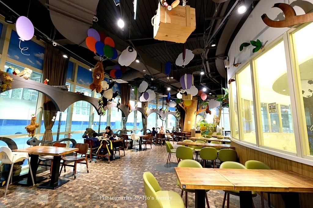 【台北親子餐廳】石尚貓熊主題餐廳(臺北市立動物園)2.JPG