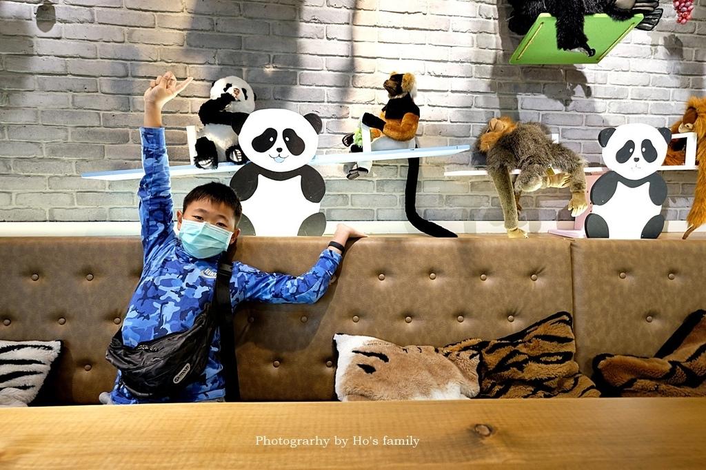 【台北親子餐廳】石尚貓熊主題餐廳(臺北市立動物園)7.JPG
