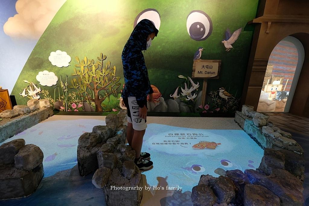【新北淡水親子室內景點】海關碼頭4.JPG