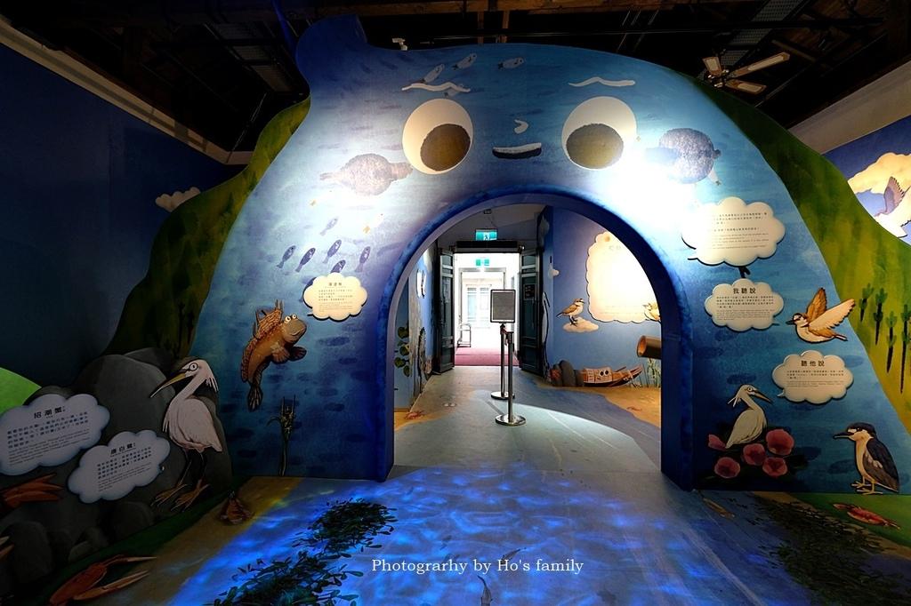 【新北淡水親子室內景點】海關碼頭2.JPG