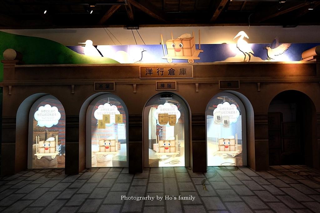 【新北淡水親子室內景點】海關碼頭11.JPG