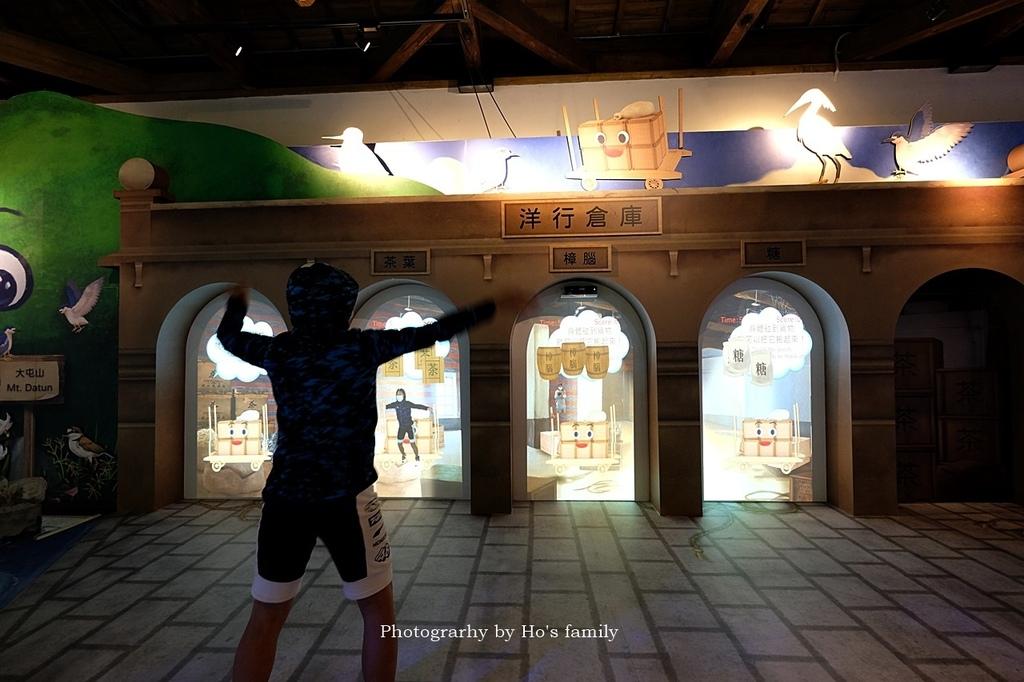 【新北淡水親子室內景點】海關碼頭13.JPG
