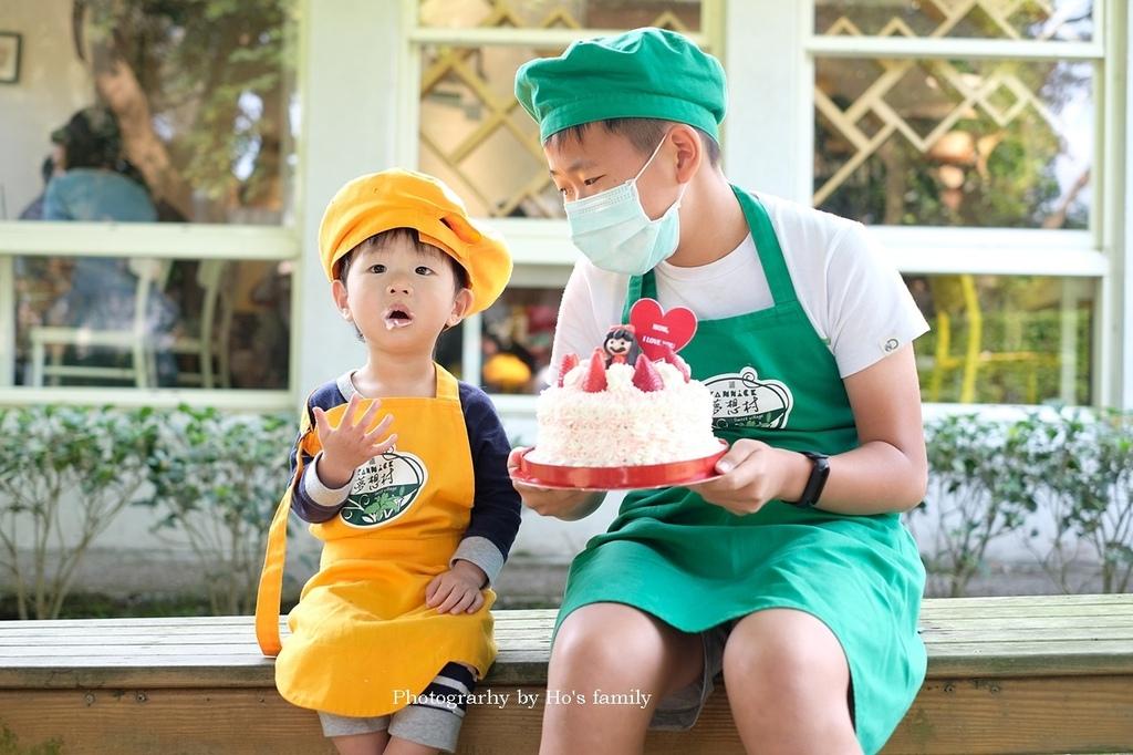 【台北蛋糕DIY】陽明山亞尼克夢想村~親子做蛋糕、野餐好去處.JPG