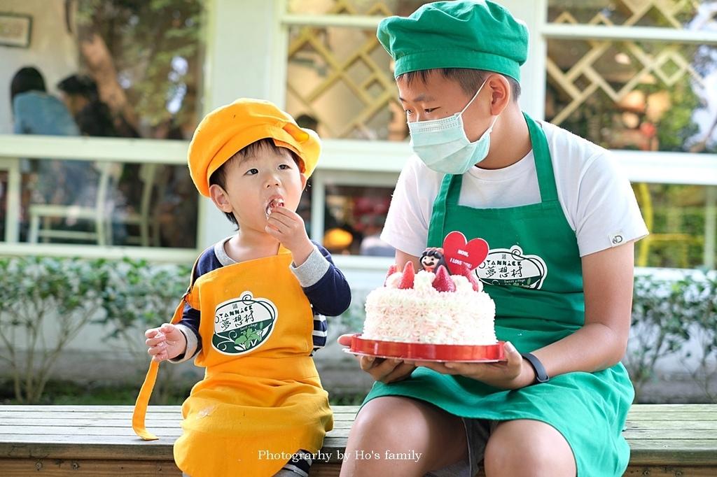 【台北蛋糕DIY】陽明山亞尼克夢想村~親子做蛋糕、野餐好去處29.JPG