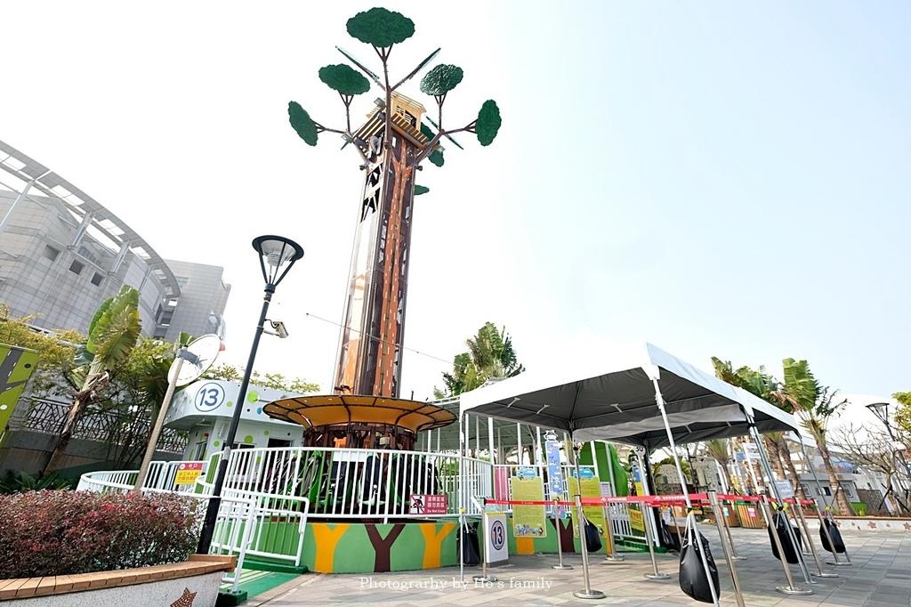 【台北兒童新樂園】門票一日券、捷運交通、怎麼去、遊戲設施攻略10.JPG