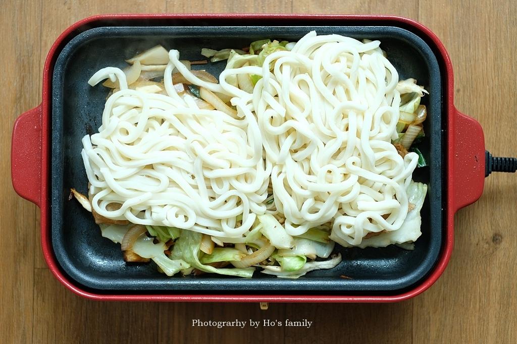 【日式炒烏龍麵做法食譜】快速上菜料理10.JPG