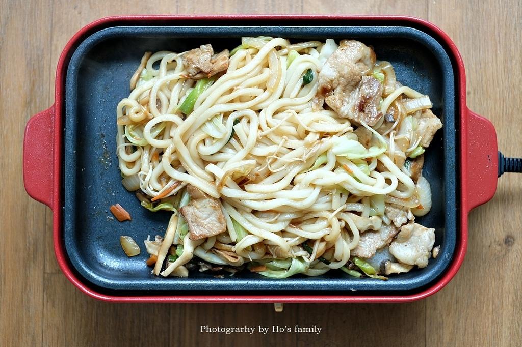 【日式炒烏龍麵做法食譜】快速上菜料理11.JPG