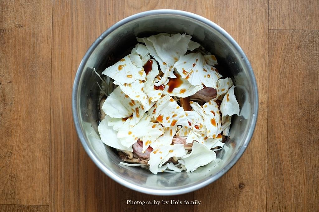 【電鍋料理】日式香菇雞肉炊飯做法食譜6.JPG