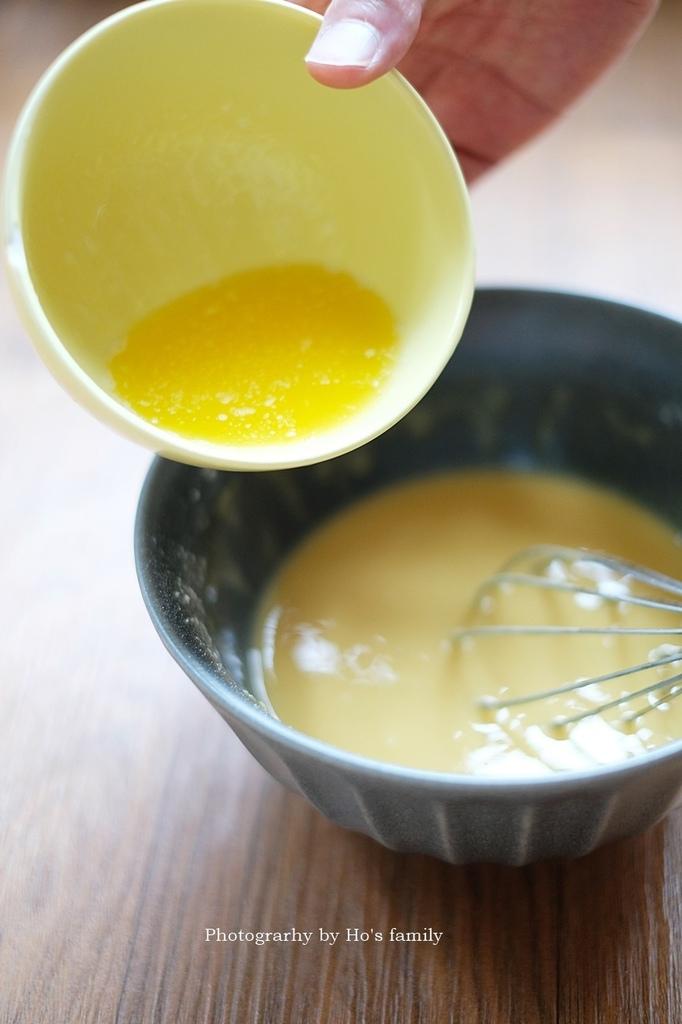 【香菇鬆餅食譜】免鬆餅粉泡打粉,親子料理午茶點心5.JPG