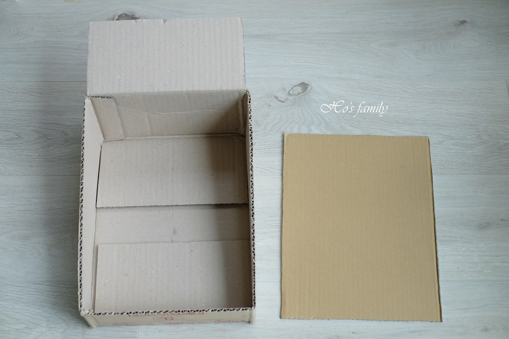 【紙箱玩具DIY】親子勞作籃球場投擲器5.JPG