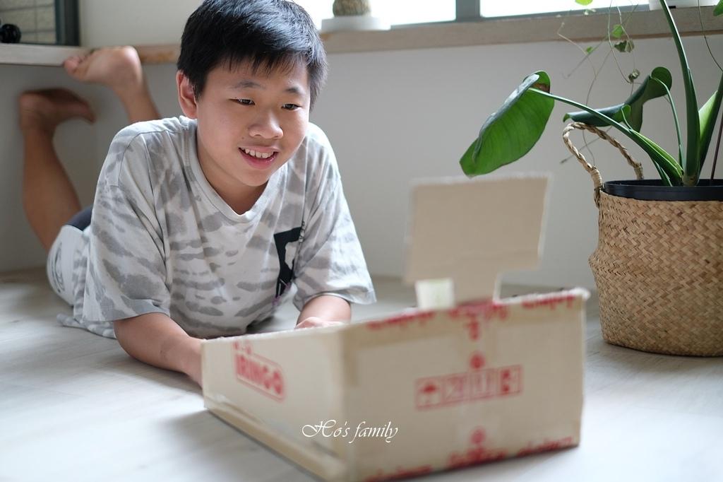 【紙箱玩具DIY】親子勞作籃球場投擲器16.JPG