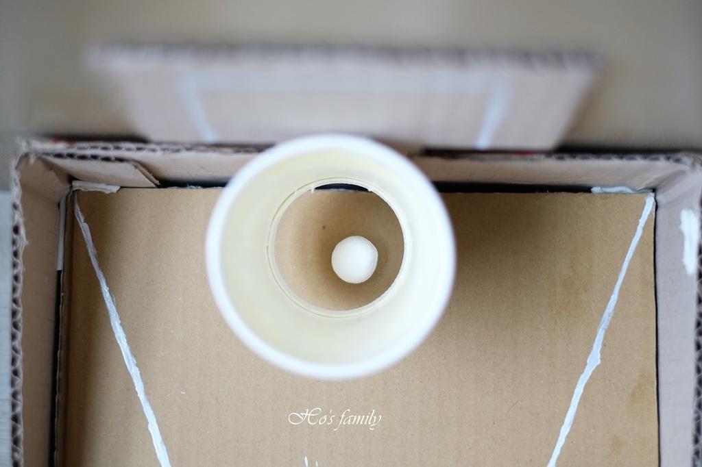 【紙箱玩具DIY】親子勞作籃球場投擲器18.JPG