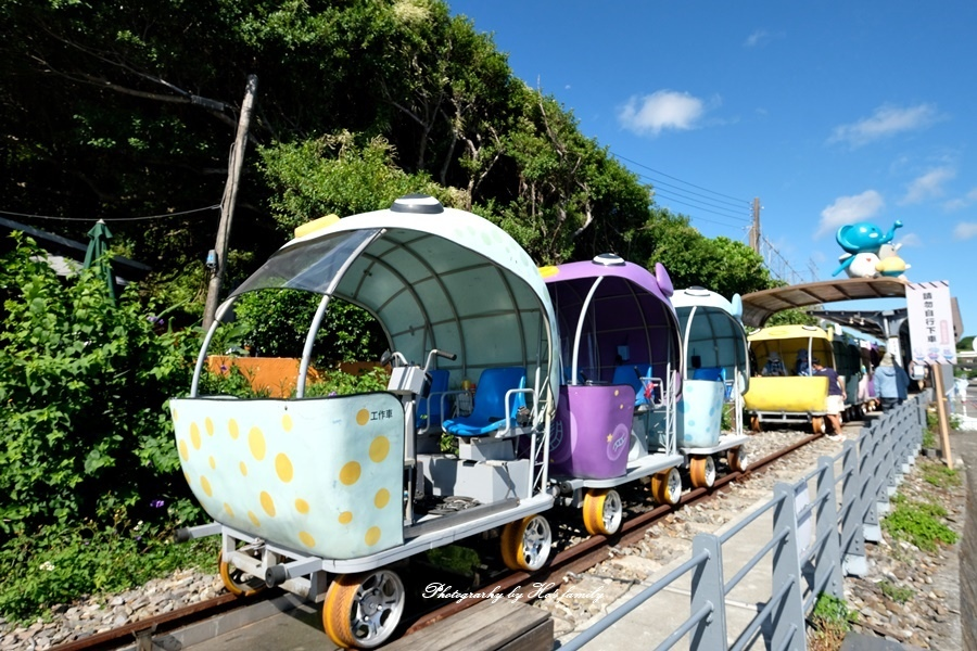 基隆八斗子深澳鐵道自行車網路訂票、優惠、時刻表、交通、停車、嬰兒搭乘限制2.JPG