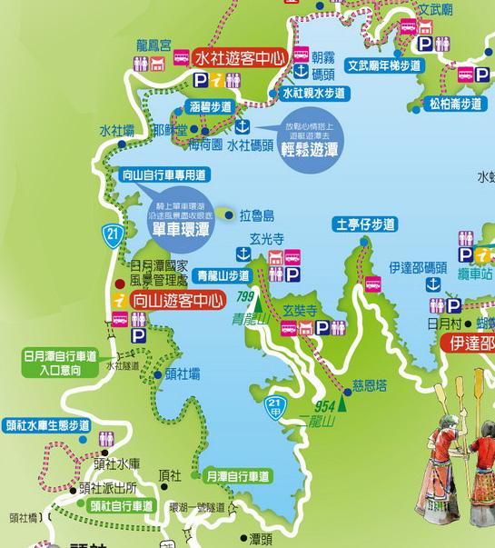 向山自行車道路線圖.jpg
