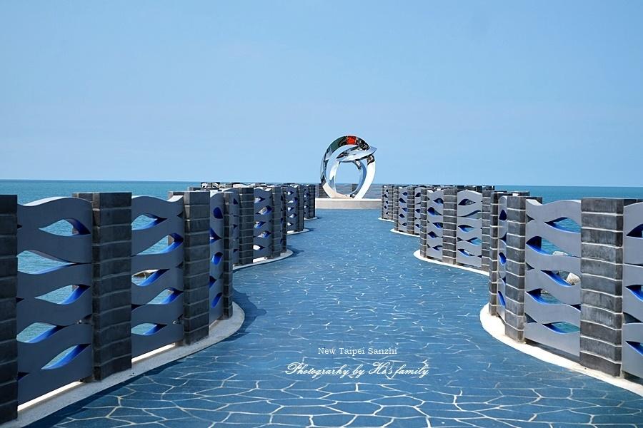 【新北淺水灣景點】芝蘭公園海上觀景平台~玩水玩沙ig打卡新景點13.JPG