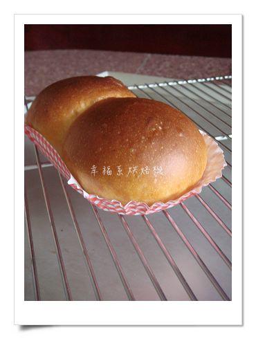 肉鬆麵包 & 北海道牛奶吐司(100%中種法)