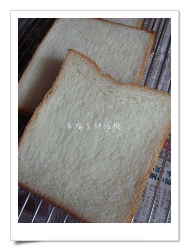 煉乳吐司(中種法)