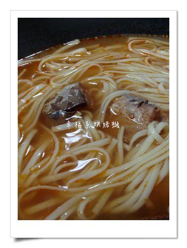 蕃茄鯖魚麵