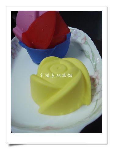 玫瑰造型矽膠模