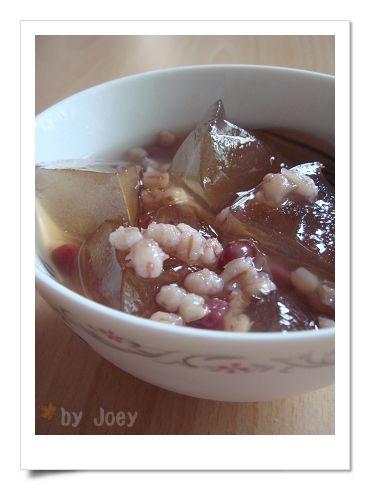 紅豆薏米甜湯