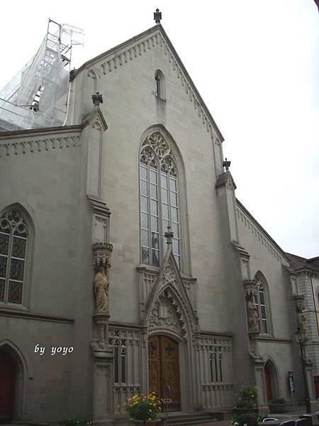 聖羅倫采教堂正門 092