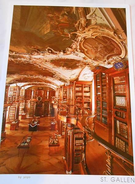 聖加倫美麗圖書館01