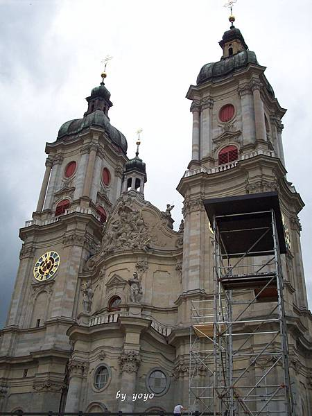 聖加倫修道院 108