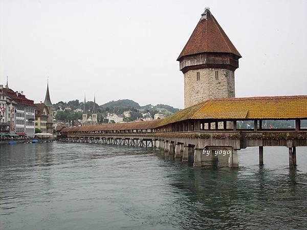 卡貝兒橋是歐洲最古老木造橋 304.jpg