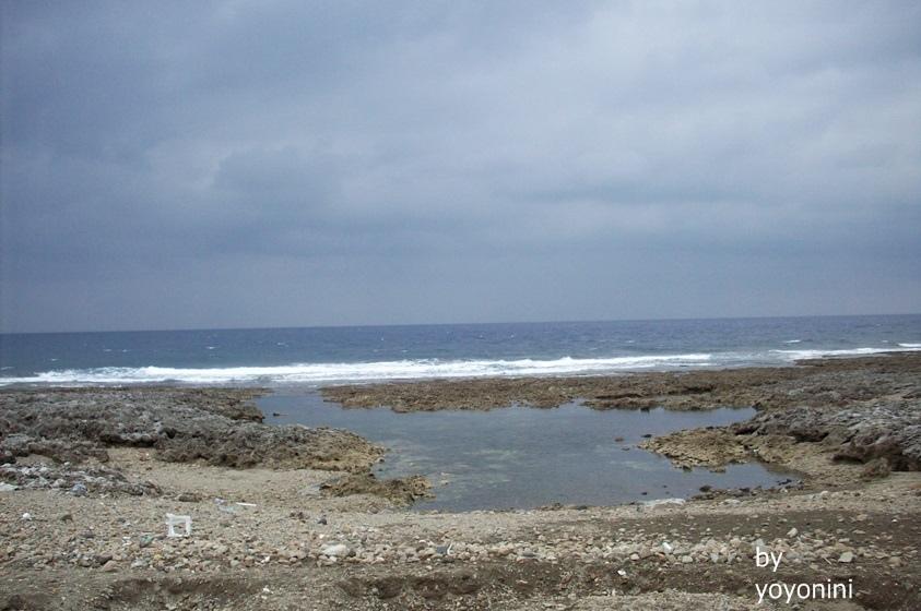 100_2402海是美麗珊瑚礁形成.JPG