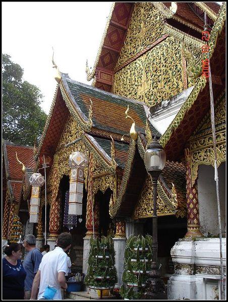 雙龍寺的前院