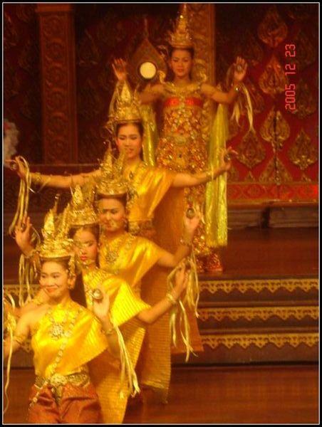 泰國傳統歌舞