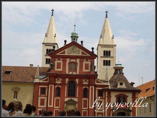 布拉格 聖橋治教堂