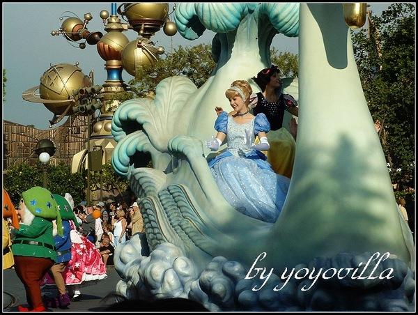 Disneyland 美國迪斯尼樂園