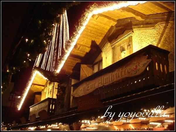 Christmans market  德國傳統聖誕市集