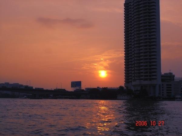 Bangkok 曼谷湄南河