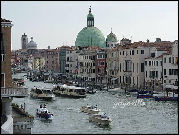 意大利 威尼斯 交通