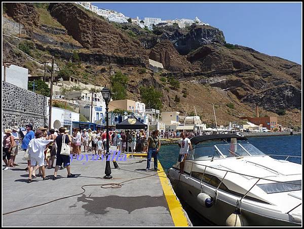 希臘 聖托里尼島 費拉  Fira, Santorini, Greek