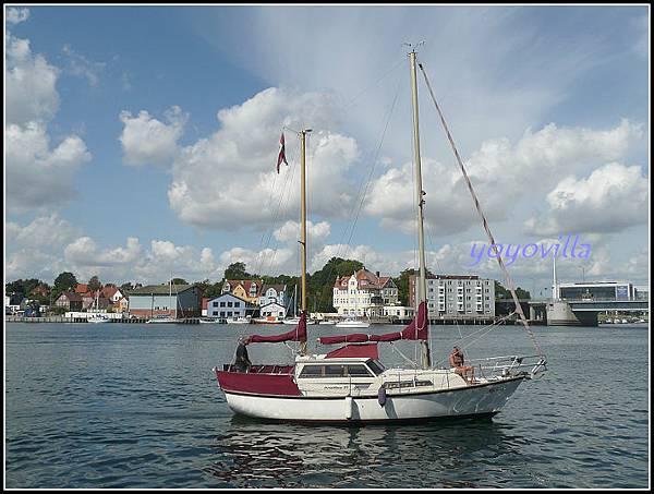 丹麥 森訥堡 Sonderborg, Denmark