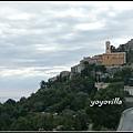 法國 蔚藍海岸 艾日山城 Eze, Côte d'Azur, France