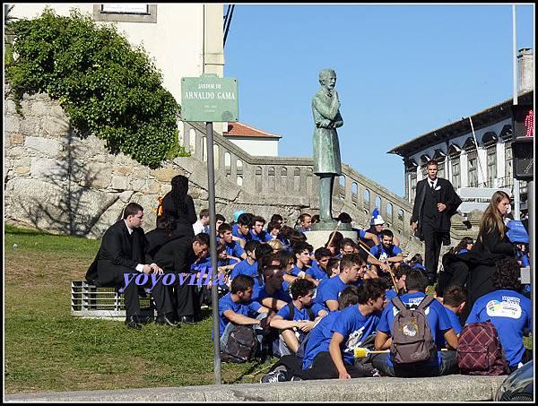 葡萄牙大學新生的魔鬼訓練 Portugal