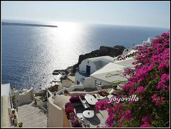 希臘 聖托里尼島 伊亞 Oia, Santorini, Greece