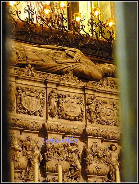 西班牙 巴塞隆納 大教堂 Barcelona Cathedral, Barcelona, Spain