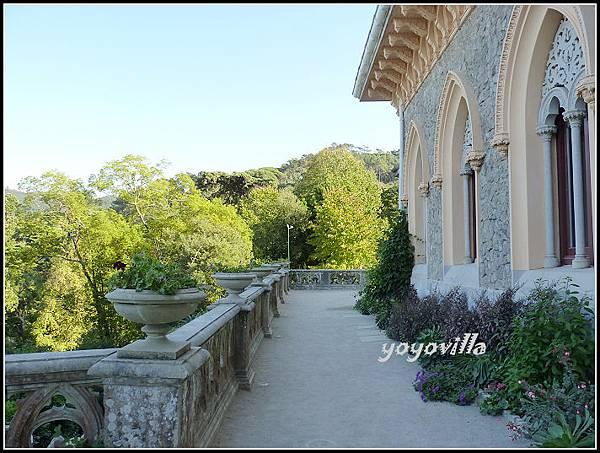 葡萄牙 辛特拉 蒙塞拉特宮 The Monserrate Palace, Sintra, Portugal
