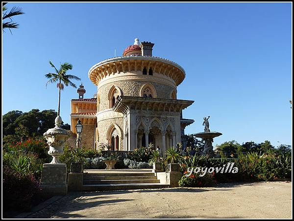 葡萄牙 辛特拉 蒙塞拉特宮 The Monserrate Palace, Sintra, Portugal