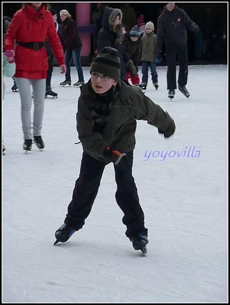 溜冰 德國