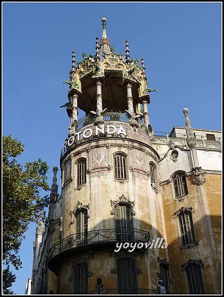 西班牙 巴塞隆納 提比達波 Tibidabo,Barcerona, Spain
