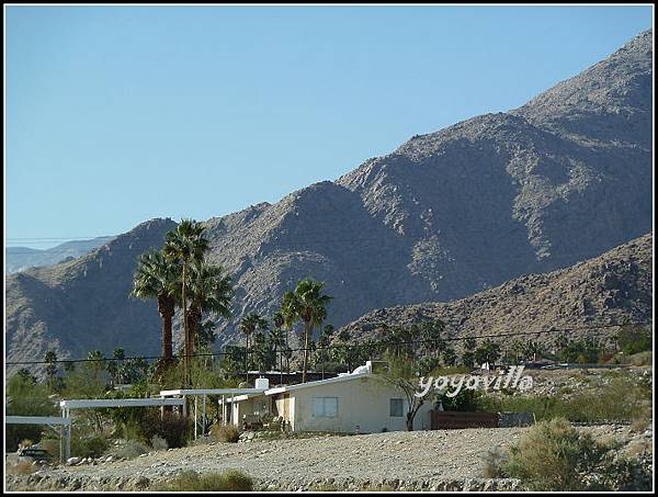 美國 棕櫚泉 纜車 Tramway, Palm Springs, CA, USA
